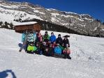 Skiweekend 2018