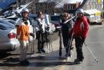 Skiweekend Frauen 2008