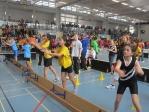 Hallen Winterwettkampf 2013