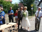 Hochzeit Mägi und Bruno 2008