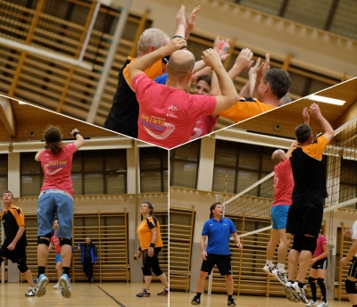 Volley mixed - Plausch